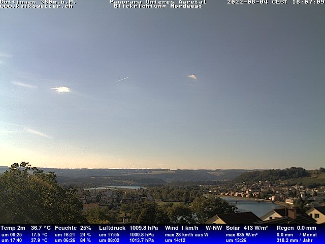 Webcam Döttingen